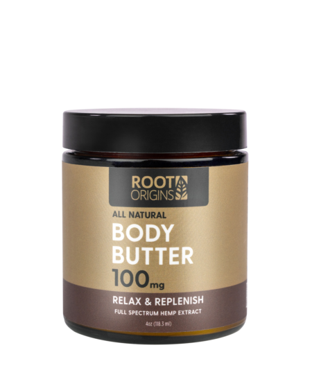 Body Butter 100mg