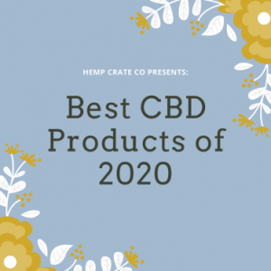 Root Origins CBD Night Spray Awarded Best Product 2020